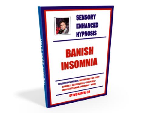 Banish Insomnia Hypnosis