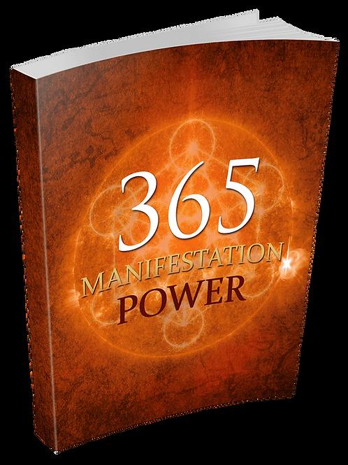 365 Manifestation Power eBook