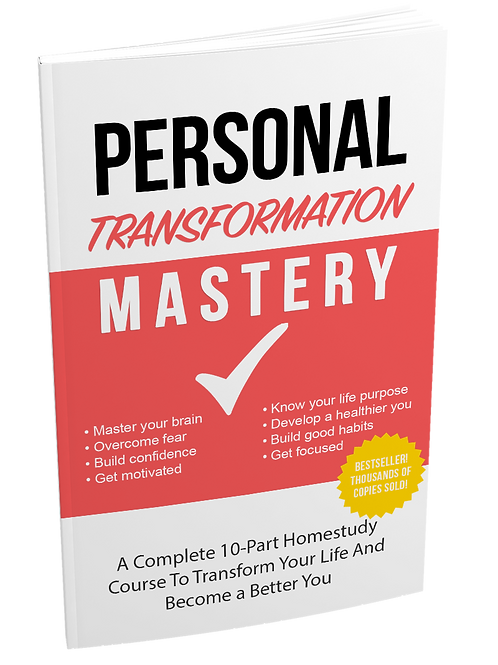 Personal Transformation Mastery eBook