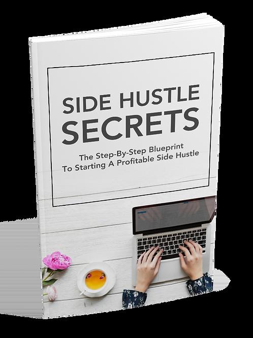 Side Hustle Secrets eBook