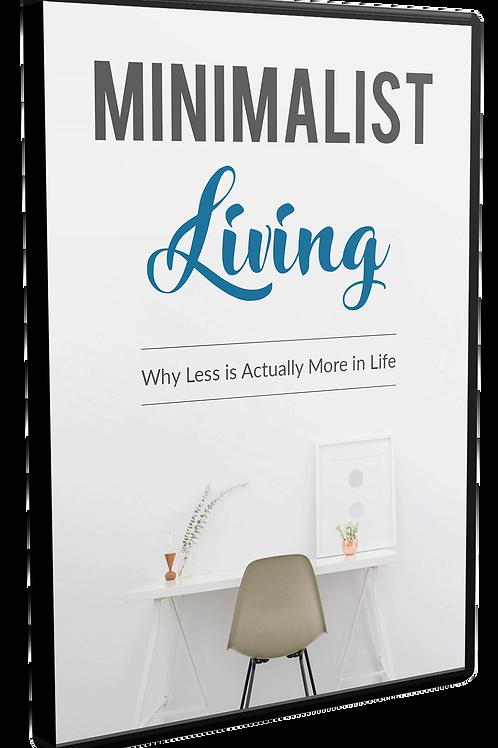 Minimalist Living eBook