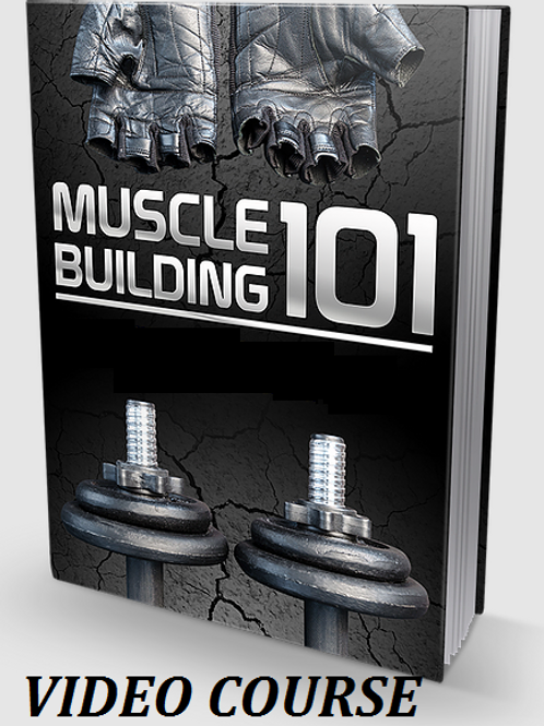 The Muscle Building 101 Video Course