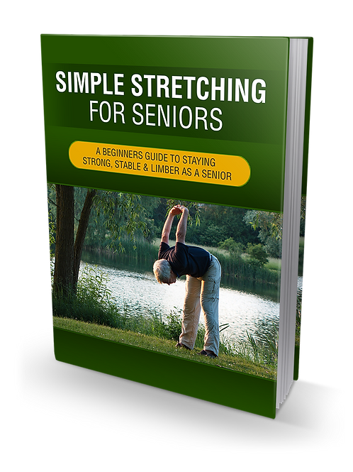 Simple Stretching for Seniors eBook
