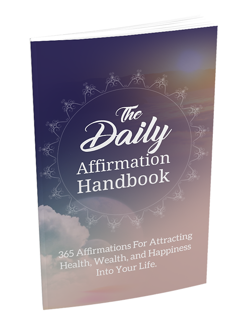 The Daily Affirmation Handbook eBook