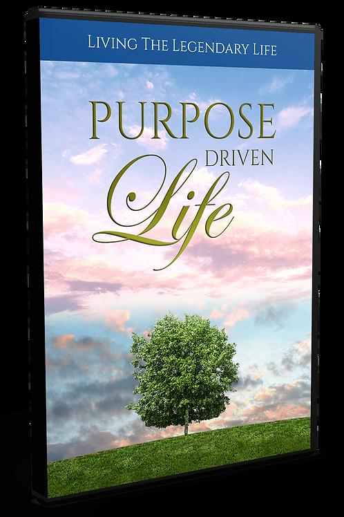 Purpose Driven Life eBook