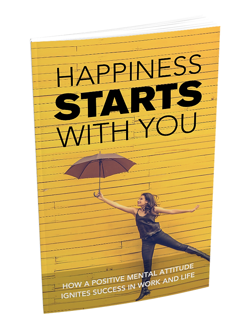 Happiness Starts with You eBook