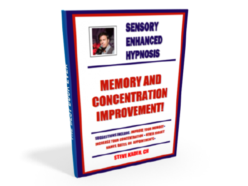 Memory and Concentration Improvement Hypnosis