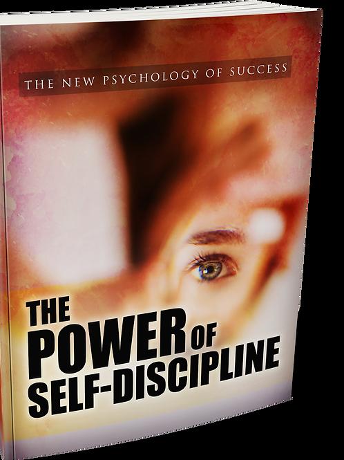 The Power of Self-Discipline eBook