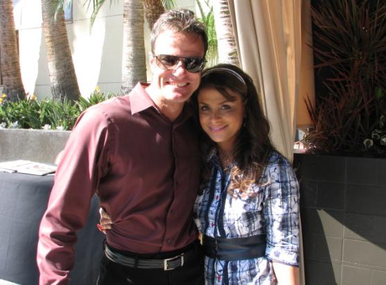 Paula Abdul and I