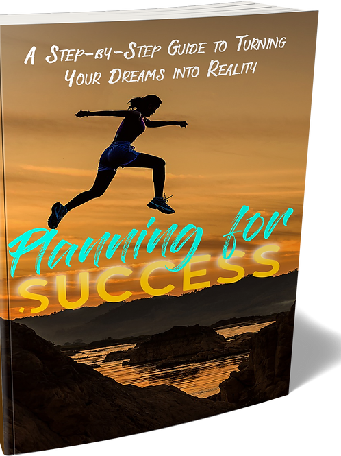 Planning for Success eBook