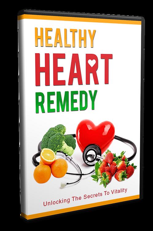 Healthy Heart Remedy eBook
