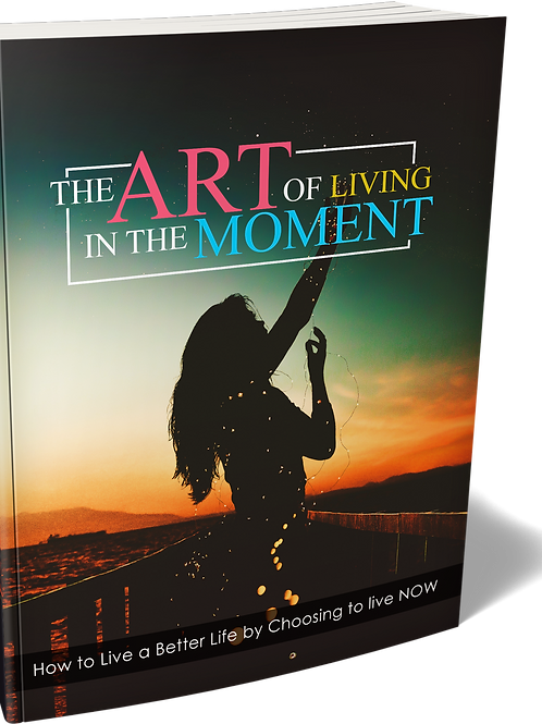The Art of Living in the Moment eBook