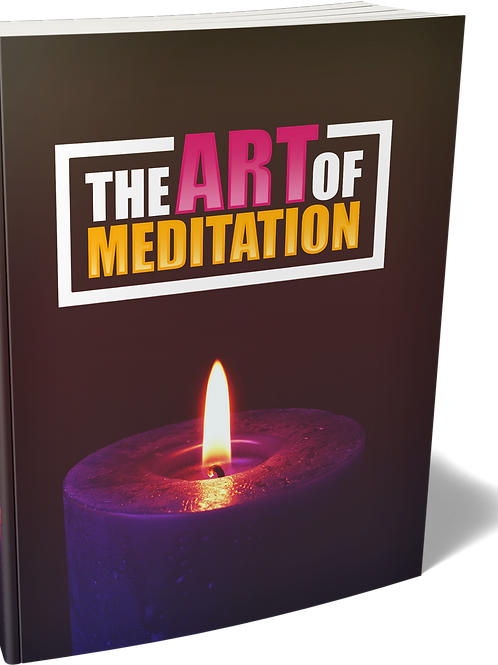 The Art of Meditation eBook