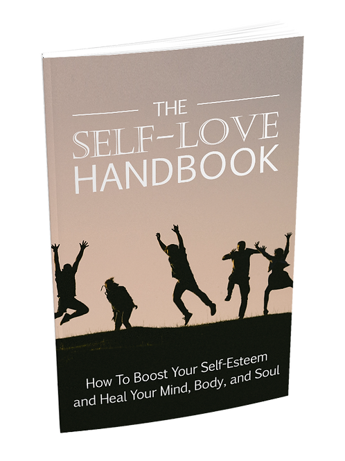 Self-Love Handbook eBook
