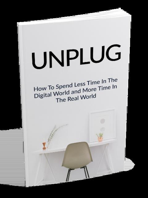 Unplug eBook