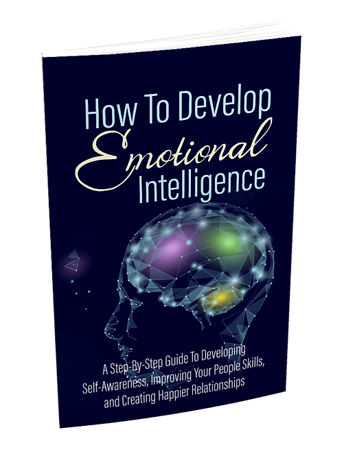 How to Develop Emotional Intelligence eBook