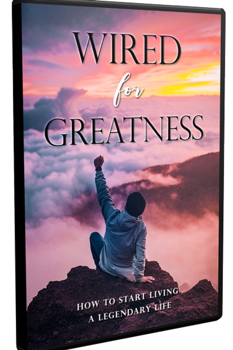 Wired for Greatness eBook