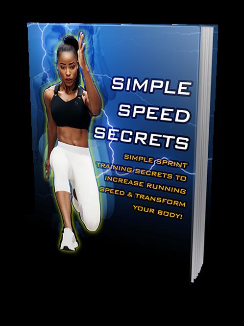 Simple Speed Secrets eBook
