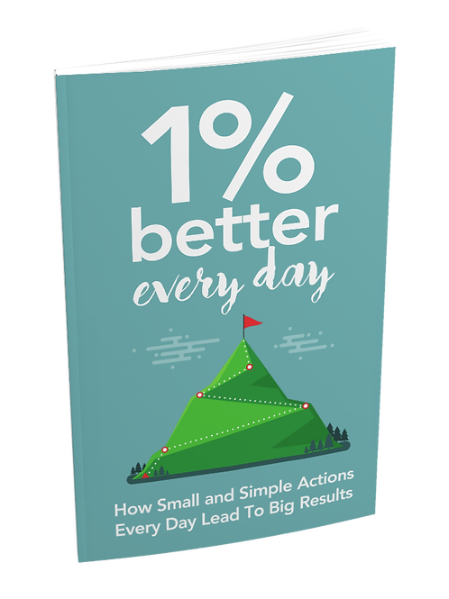 1% Better Every Day eBook