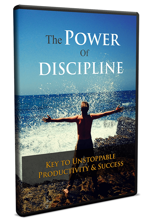 Power of Discipline eBook