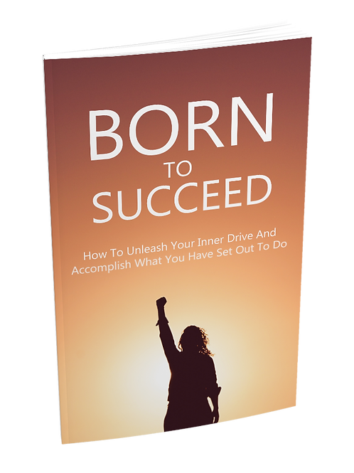 Born to Succeed eBook