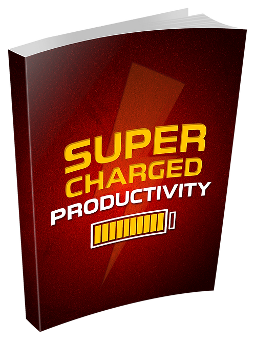 Supercharged Productivity eBook