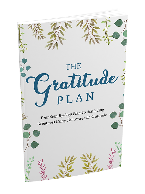 The Gratitude Plan eBook