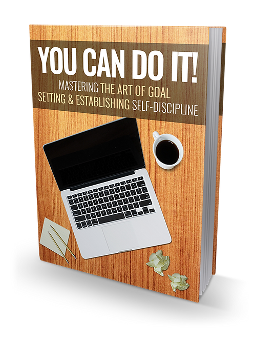 You Can Do It eBook