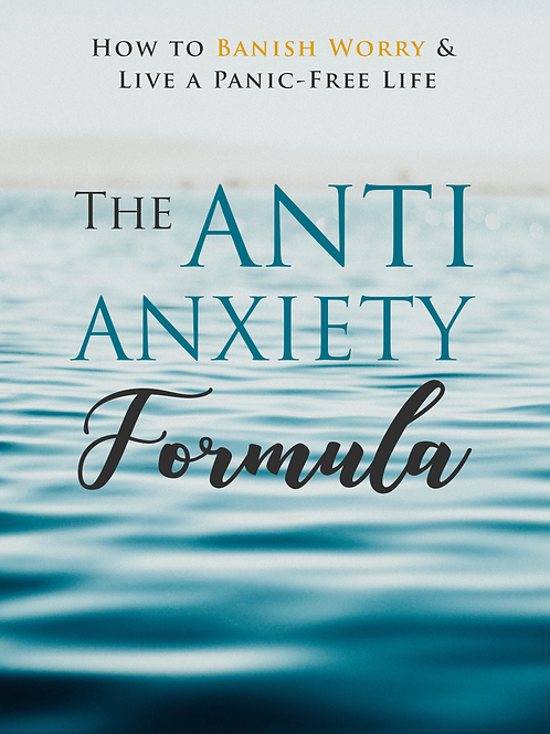 Anti-Anxiety Formula eBook