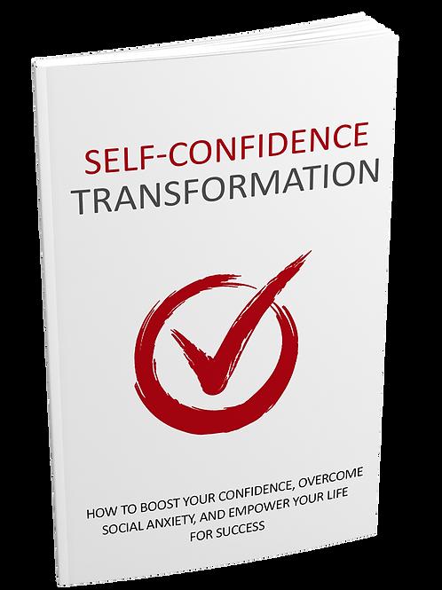 Self Confidence Transformation eBook
