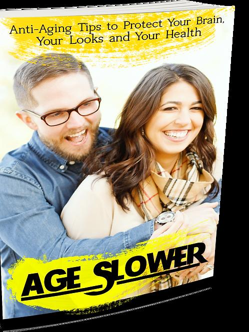 Age Slower eBook