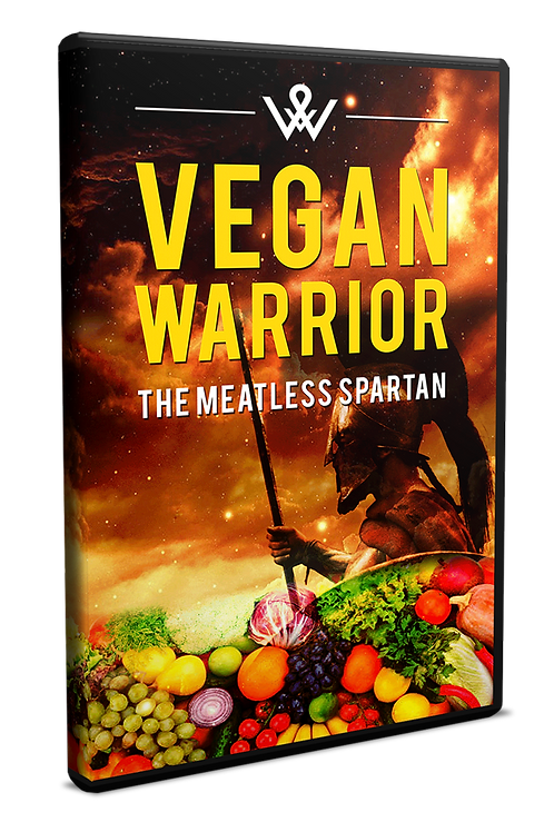 Vegan Warrior (The Meatless Spartan) eBook