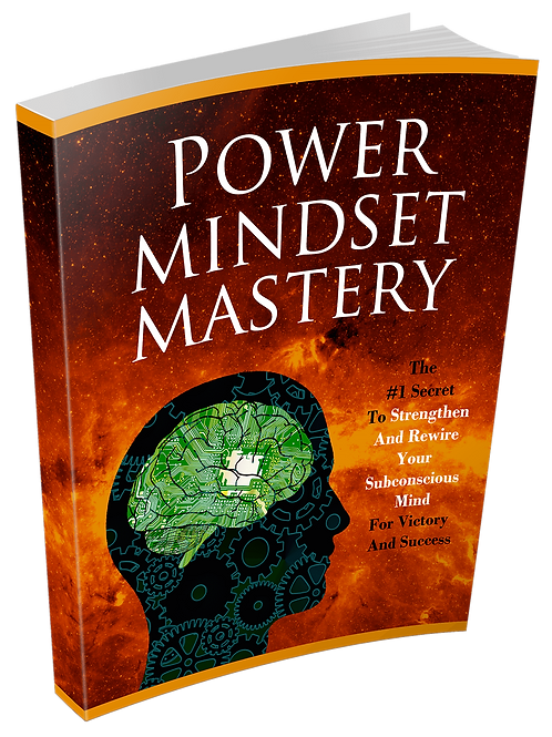 Power Mindset Mastery eBook