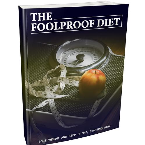 The Foolproof Diet eBook