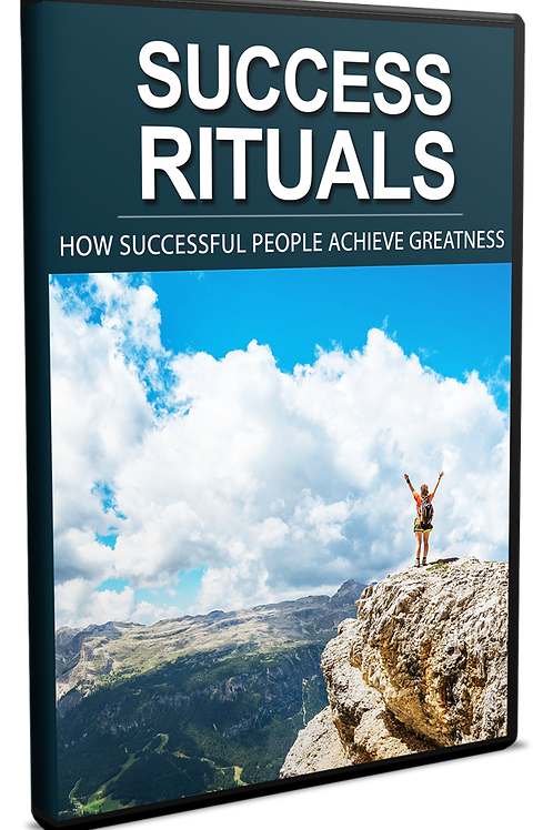Success Rituals eBook