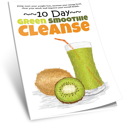 Green Smoothie Cleanse eBook