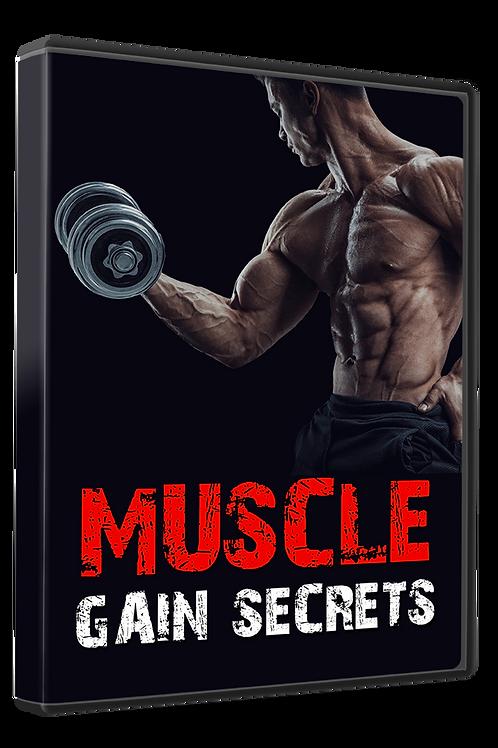 Muscle Gain Secrets eBook
