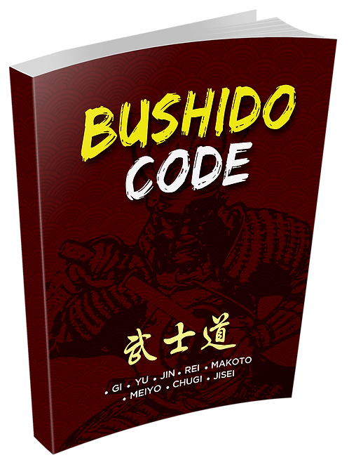 Bushido Code eBook