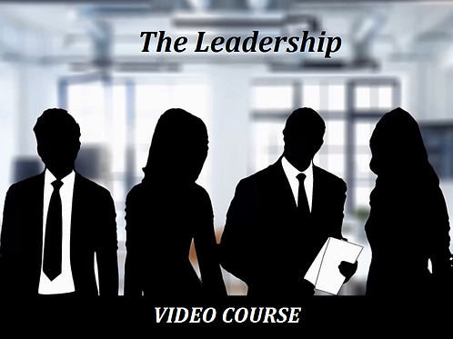 The Leadership Video Course