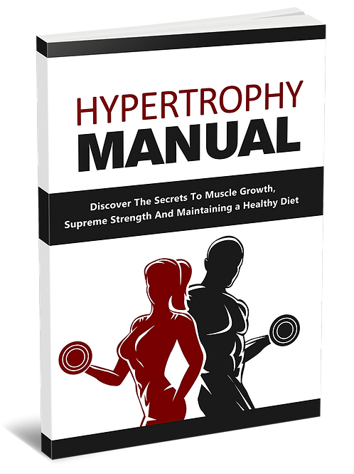 Hypertrophy Manual eBook