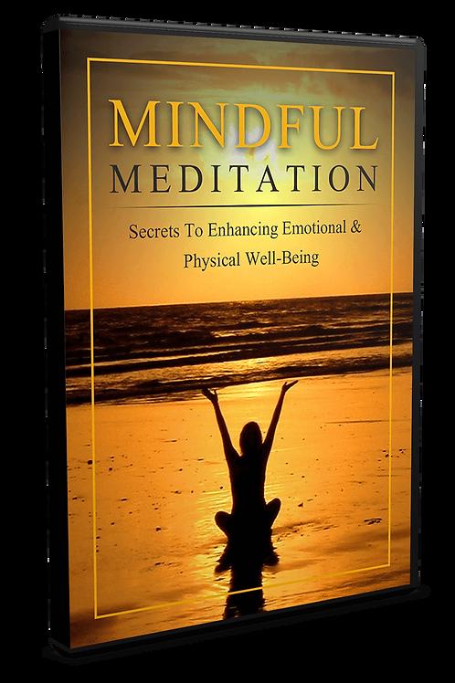 Mindful Meditation Mastery eBook