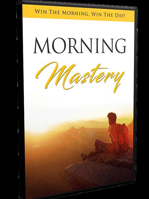 Morning Mastery eBook