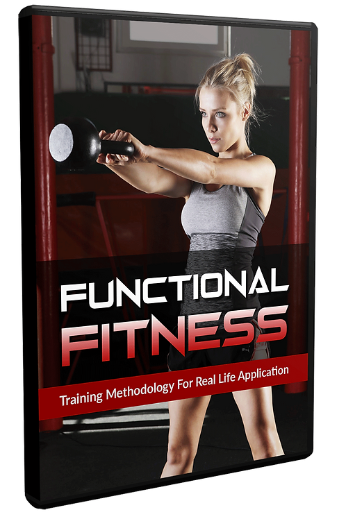 Functional Fitness eBook