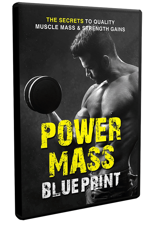 Power Mass Blueprint eBook