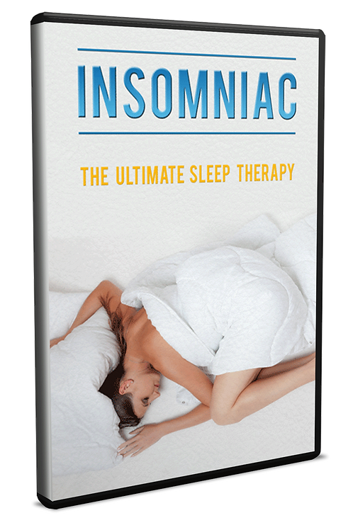 Insomniac (The Ultimate Sleep Therapy) eBook
