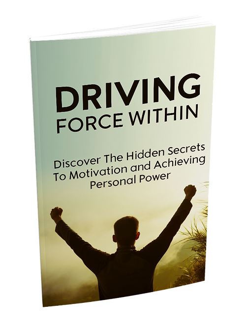 Driving Force Within eBook