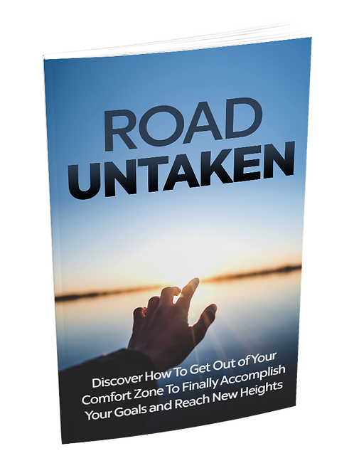 Road Untaken eBook