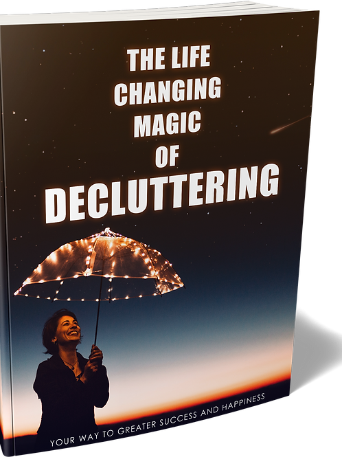 The Life Changing Magic of Decluttering eBook