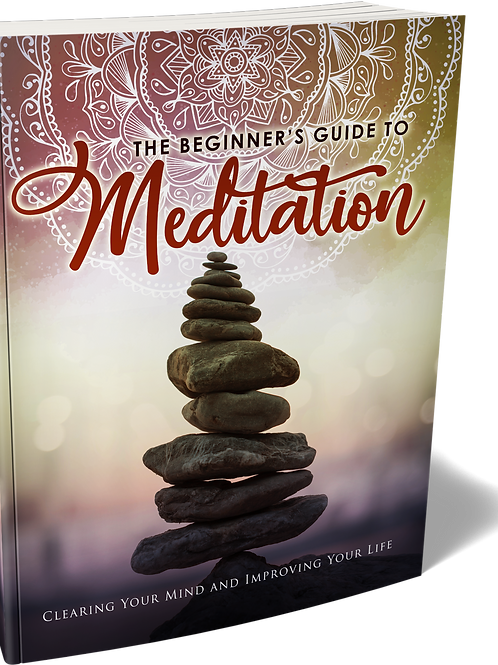 Beginners Guide to Meditation eBook