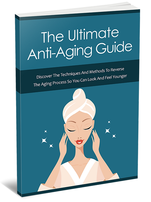 Ultimate Anti-Aging Guide eBook